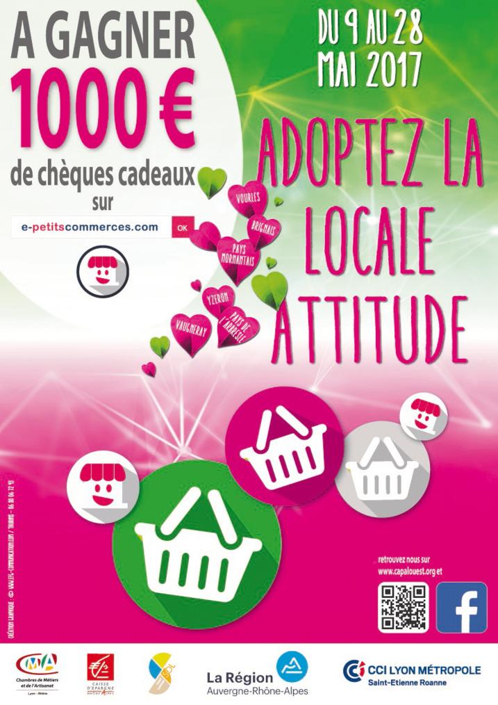 Devenez consomm'acteur : adoptez la «locale attitude» !