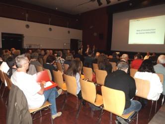 réunion publique du 5 avril 2017 à Soucieu-en-Jarrest
