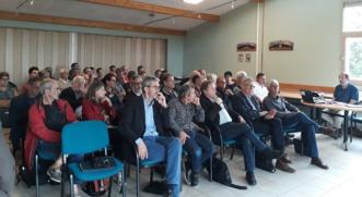 Révision du SCoT : présentation du projet d'aménagement à l'ensemble des élus de l'Ouest Lyonnais
