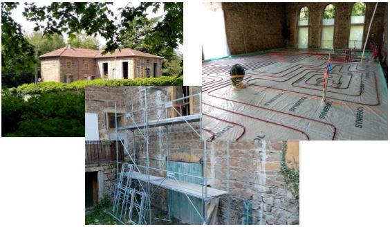 Venez visiter une grange rénovée en maison passive !