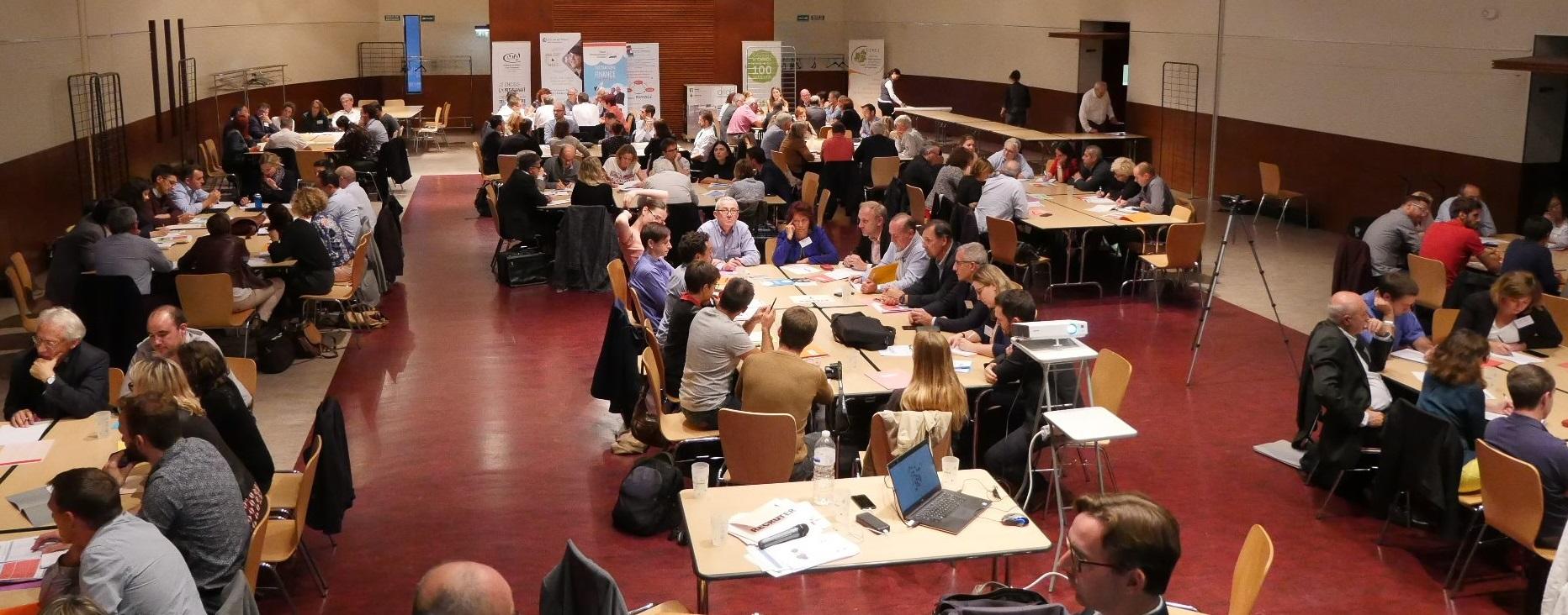 Rencontres Entreprises et Territoire de l'Ouest Lyonnais