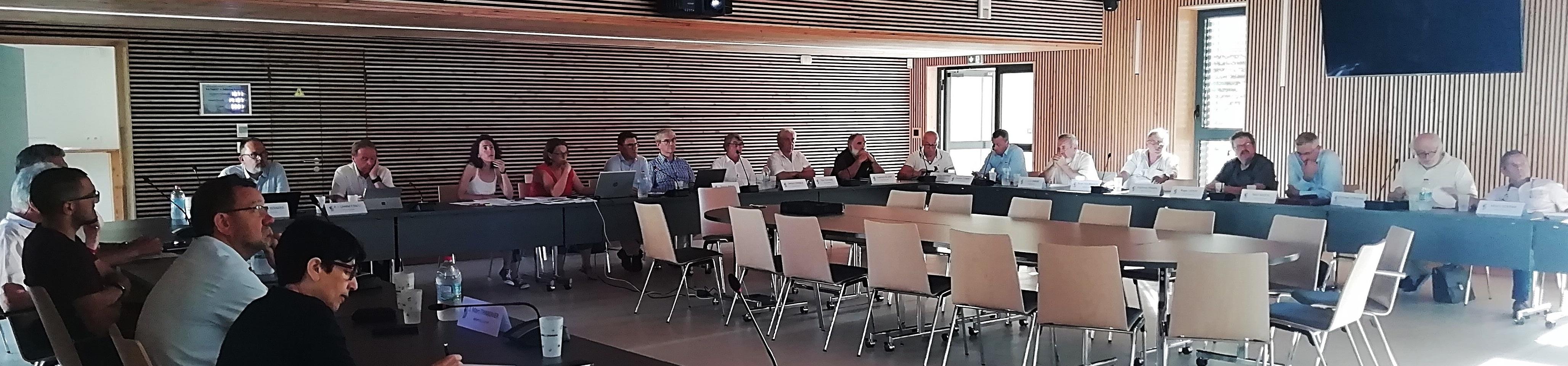 comité syndical du 10 juillet 2019 validant le nouveau projet du SCoT de l'Ouest Lyonnais
