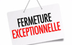 Fermeture exceptionnelle des services le vendredi 16 août