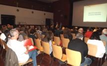 Retour sur la première réunion publique de la révision du SCoT